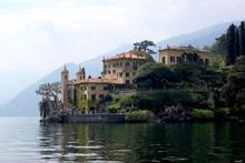 Il lago di Como nel piatto