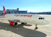 Wi-fi gratuito sui voli Virgin America