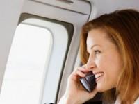 Cellulari in volo