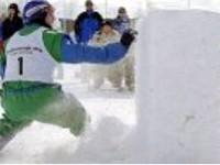 Yukigassen, quando la neve scotta
