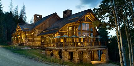 Colorado i pi spettacolari ristoranti ad alta quota for Asheville nc cabin vista sulle montagne