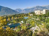 Agosto ai Giardini di Sissi di Merano