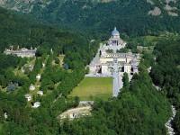 Il Santuario di Oropa e le piccole magie delle erbe di montagna