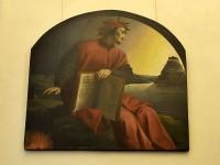 Ritratto allegorico di Dante Alighieri in mostra agli Uffizi