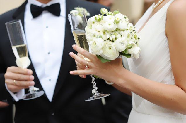Boom di matrimoni sulle navi MSC Crociere