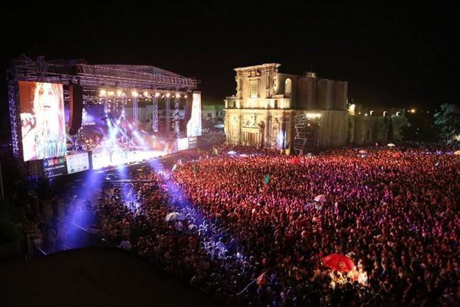"""Festival internazionale """" La Notte della Taranta """""""