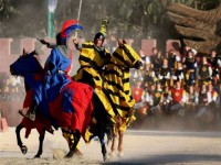 Storia, leggende, tradizioni: gli ingredienti del palio di Oria