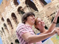 L' Italia è la meta preferita degli stranieri