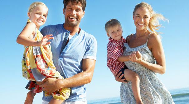Vacanze: le famiglie preferiscono Marche, Basilicata e Umbria