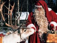 Rovaniemi: Babbo Natale salvato dalle renne