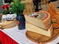 Val di Fassa Moena formaggio Puzzone