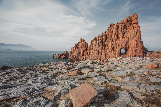 Rocce Rosse di Arbatax - Ogliastra - Sardegna - Photo Carlos Solito©