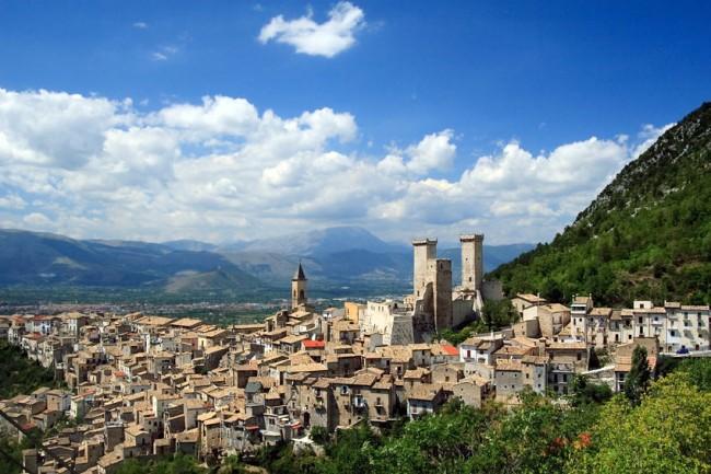 Abruzzo, meglio a Brera che all'Expo
