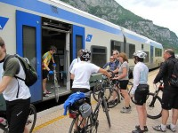 Stazioni ferroviarie più accessibili ai viaggiatori con bicicletta