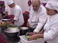 Boccaccesca, Lezioni di Cucina