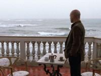Il Commissario Montalbano nella sua casa sul mare