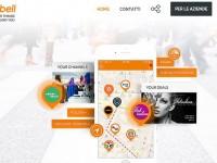 Movibell, il nuovo radar personale per smartphone e tablet
