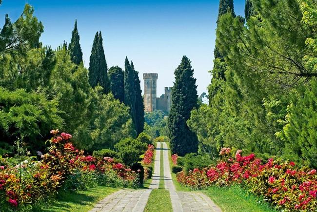 Parco Sigurtà è il secondo parco più bello d'Europa