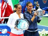 Roberta Vinci e Flavia Pennetta regine dello US Open