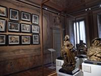 Interno della casa di Alessandro Manzoni