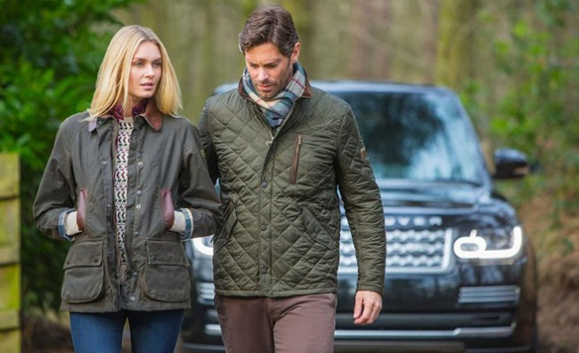 Autunno in stile country chic