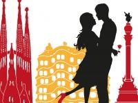 Barcellona: una libreria, una rosa, un grande amore