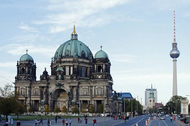 Guardare Berlino con occhi italiani
