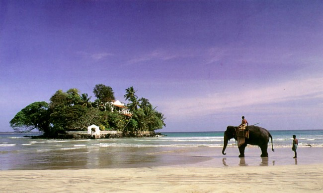 Sri Lanka, isola dai panorami infiniti