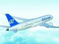 Nuova brand image per la compagnia Air Europa