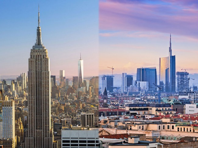 Milano – New York, intesa per incrementare il turismo