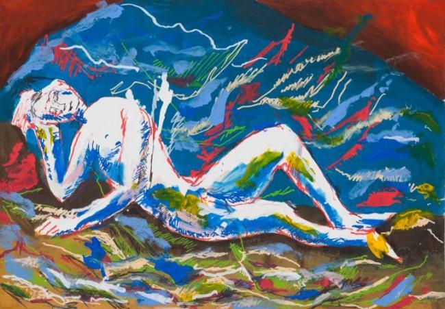 """Dario Fo, """"I ritmi e il colore di Chagall"""""""