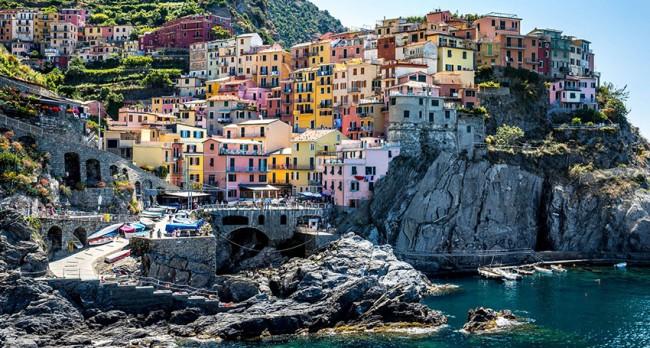 Manarolo, Liguria