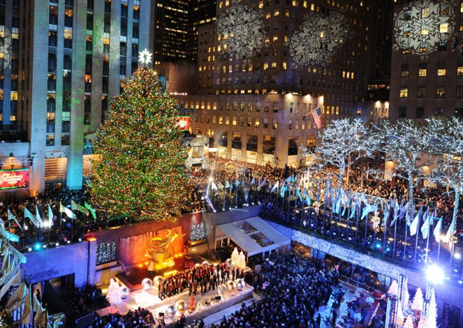 Immagini Natale A New York.Natale A New York