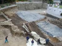 Scoperte le Terme romane di Bressanone