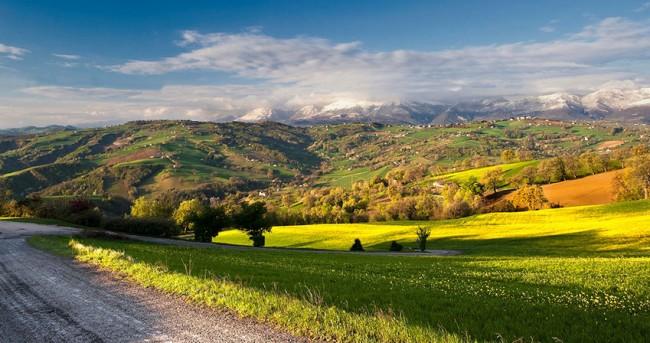 Umbria, cuore verde d'Italia