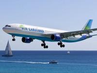 Antille francesi più vicine con Air Caraibes