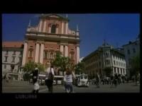Viaggio nella capitale Lubiana