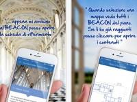 Con Smart Beacon la Reggia di Venaria è su smartphone
