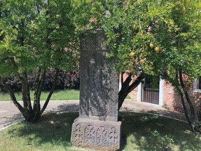 San_Lazzaro degli Armeni khachkar