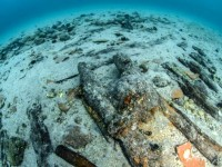 Porto Cesareo: dalla sabbia riaffiora un tesoro