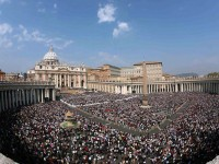 Roma nel caos ma le vie del Signore sono infinite