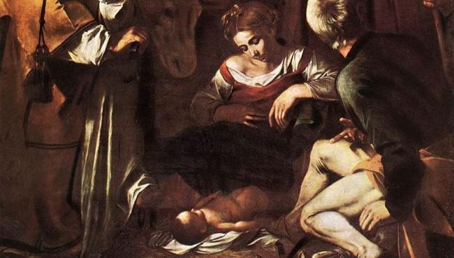 Natività di Caravaggio torna a Palermo in versione tecnologica