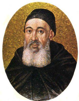 San Lazzaro degli armeni L'abate Mechitar