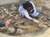 Iran, ritrovata tomba da record di 4600 anni fa