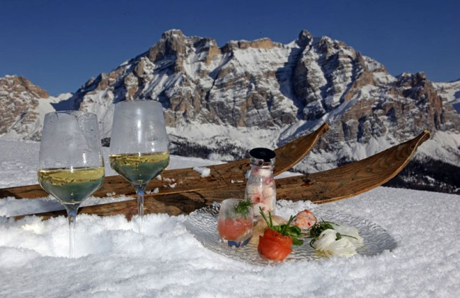 Sciare con Gusto porta la cucina gourmet in Alta Badia