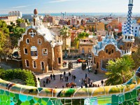 Barcellona, Parco Guell