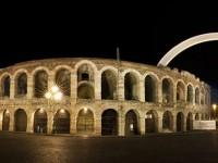 Magica atmosfera natalizia a Verona