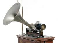 "Fonografo ""Graphophone Columbia Phonograph Co."" - fine '800"