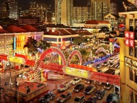 Singapore in fermento per il Capodanno cinese