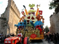 Carnevale di Fano dolce e gentile
